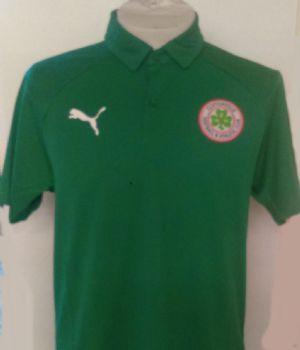 Green Polo Shirt Youth